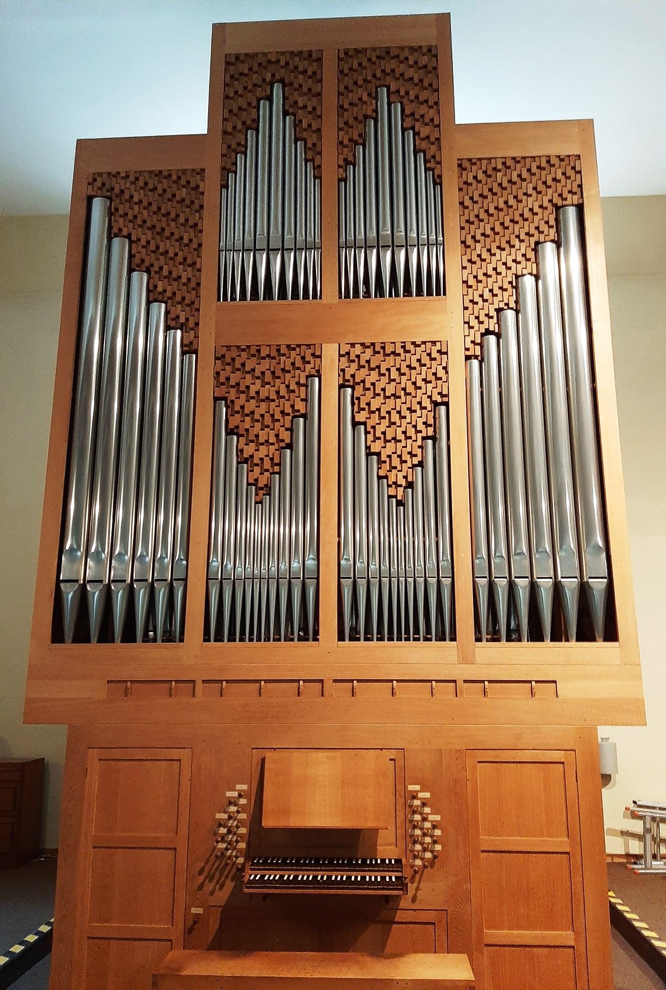 Collon-Orgel 1