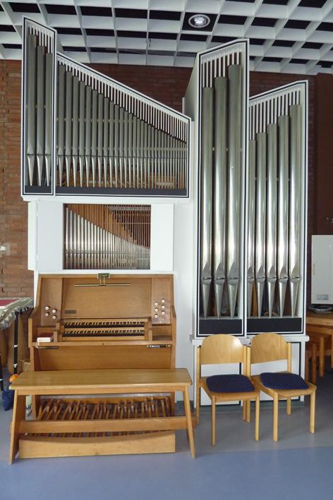 Orgel komplett